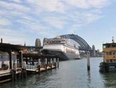 Sydney Cruise Terminal Circular Quay