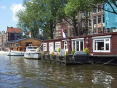 Amsterdam Hausboote