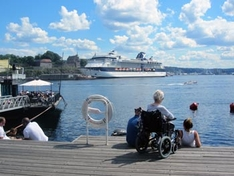 Celebrity Constellation in Oslo