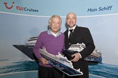 James Last und Unheilig arrangieren Taufhymne für TUI Cruises