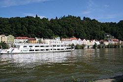 Passau - Donaukreuzfahrt