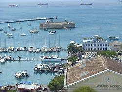 Hafen von Salvador da Bahia