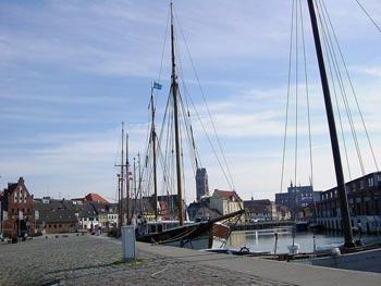 Kreuzfahrthafen Wismar